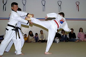 Taekwando Classes @ Durrow Community Centre | Laois | Ireland