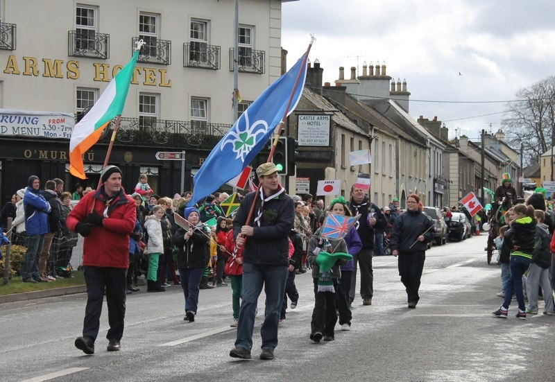 St Patricks Day Parade 2016 Announced