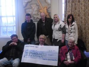 Presentation to Senior Citizens @ Decs Bar | Laois | Ireland
