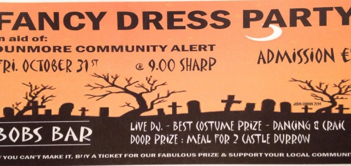 Dunmore-Community-Alert-Halloween-Party-2014
