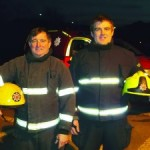 Ger Brophy retires from Durrow Fire Brigade