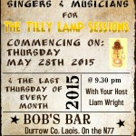 The Tilly Lamp Sessions