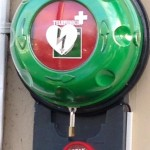 Disappointment after defibrillator is stolen from The Castle Arms Hotel