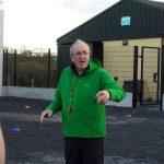 National Hurling Coach Paudi Butler visits The Harps