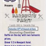 Lions FC Annual BBQ and Awards Day 2016