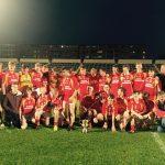 Harps Minor Football Team win County Final 2016