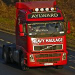 Community Council very grateful to Aylward Haulage this Christmas 2016