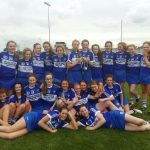 Harps Camogie – September 2017 Roundup