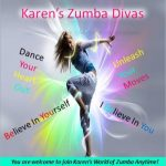 Zumba Classes moving to Wednesday Evenings