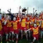 Harps Camogie U14s crowned County Champions 2018
