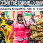 Hollaback to debut in Lennons Venue – December 30th 2018 🗓 🗺