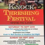 Annual Knock Vintage Threshing Festival 2019