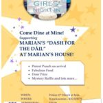 Come Dine at Mine! Fundraiser – March 6th 2020 🗓